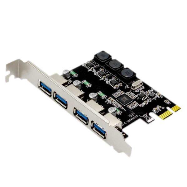 CVCD0005 PLACA PCI X4 USB 3.0 CACODELPHIA
