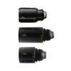 SET LENTE ANAMORFICO ATLAS/ ORION 40mm, 65mm, 100mm C/ Valija