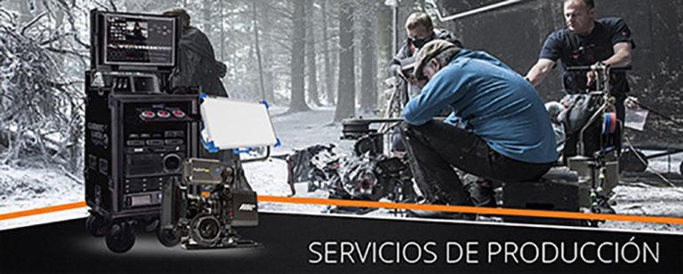 servicios de produccion